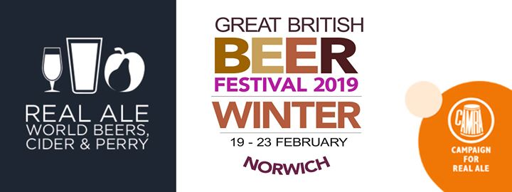 Great British Beer festival winter